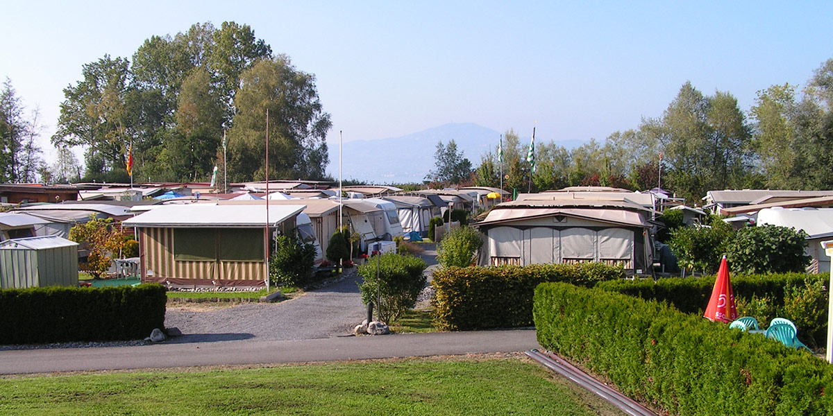 Camping des Grangettes