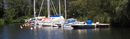 Ports et navigation